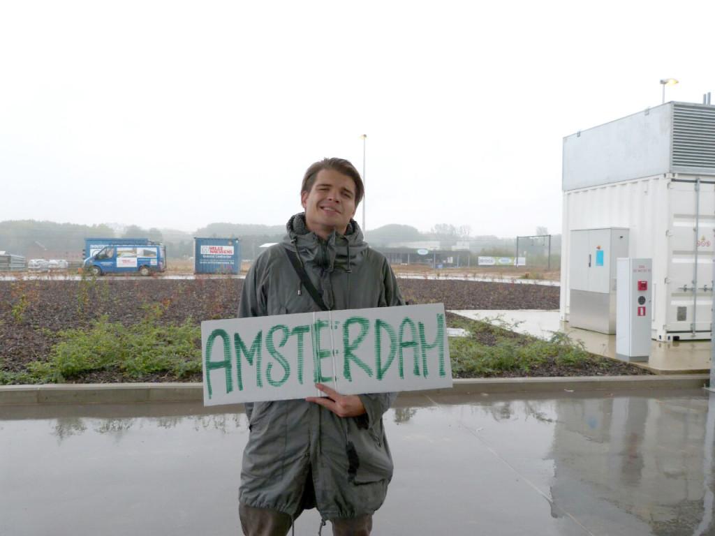 Simon - Amsterdam
