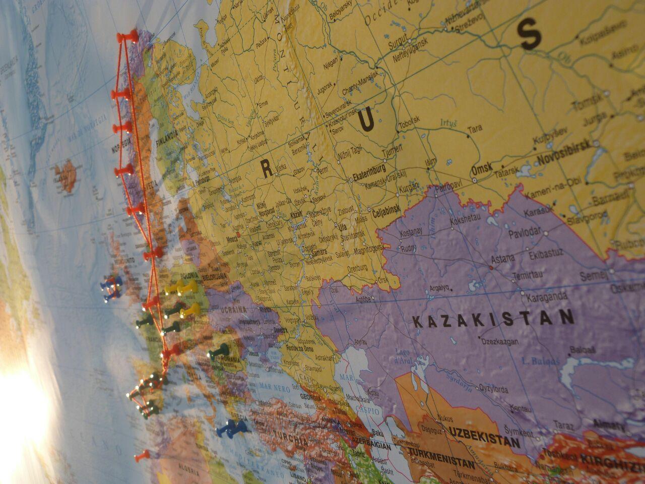 Diario di un nomade: Ritorno a casa – Dicembre 2016