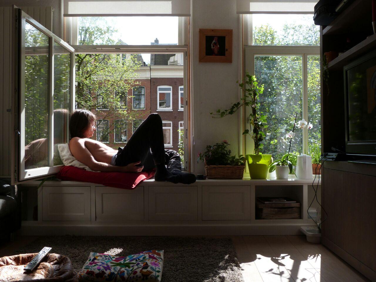 Diario di un nomade: Amsterdam (Casa) – Luglio/Agosto 2017